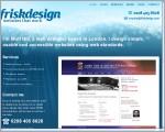 Frisk design : Standards Compliant Web Design ≫ Home