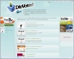 DivVoted - vote for your favourite designs - another YoDiv site
